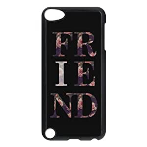 C-Y-F- Soul Mate Matching Couple True Best Friend Phone Case For Ipod Touch 5 [Pattern-6]