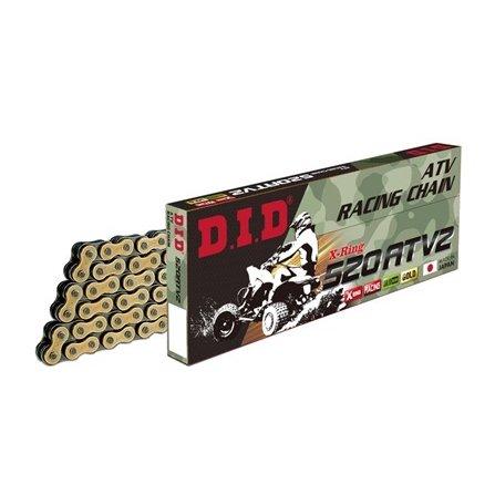 D.I.D Chain - 520 ATV ATV chain Chain# 520ATV
