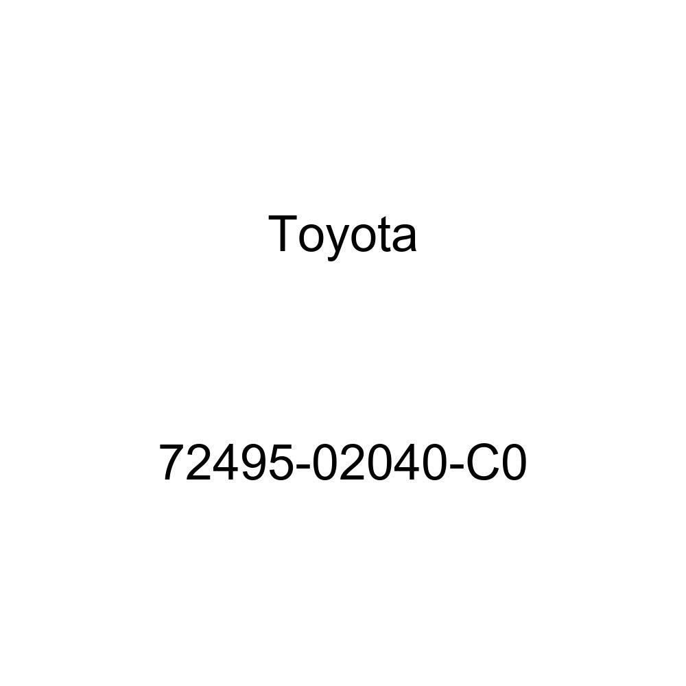 TOYOTA 72495-02040-C0 Vertical Adjusting Handle