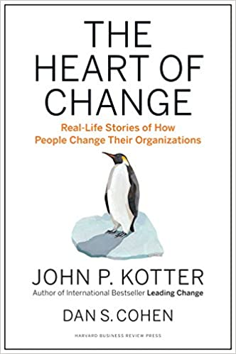 The Heart Of Change Real Life Stories Of How People Change Their