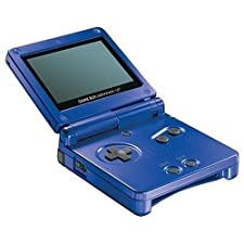 GAME BOY ADVANCE SP-COBALT