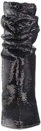 Suppose Que Les Femmes Nakittan Mi-mollet Boot Noir