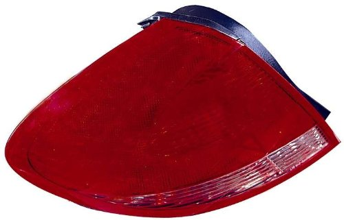 Depo 330-1921L-US Ford Taurus Driver Side Replacement Taillight Unit
