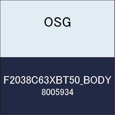 OSG カッター F2038C63XBT50_BODY 商品番号 8005934