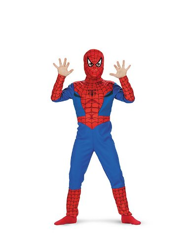Spider-Man Classic Costume - Medium