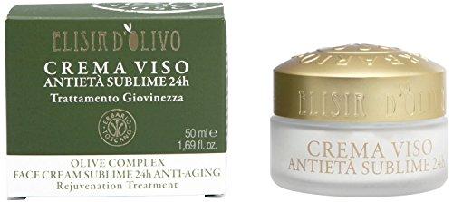 Erbario Toscano Olive Complex Face Cream Sublime 24h Anti-Aging 50ml 1.69oz
