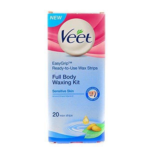 veet full body waxing kit - 8