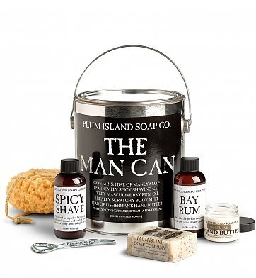 The Man Can Gift Basket - Gift Basket for Men - Happy Birthday Gift Basket - Birthday Gifts for For Him (Best Gifts For Guys)