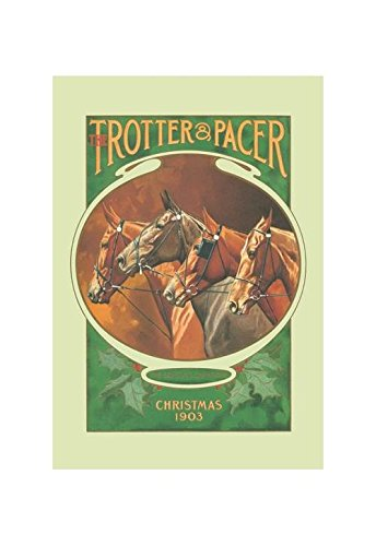 Buyenlarge Trotter and Pacer, Christmas 1903