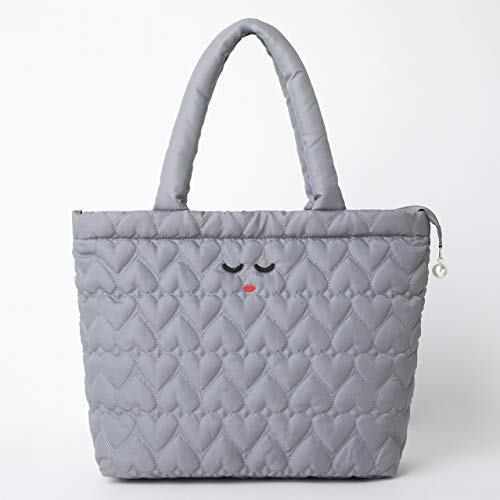 a-jolie QUILTING TOTE BAG BOOK GRAY ver. 付録
