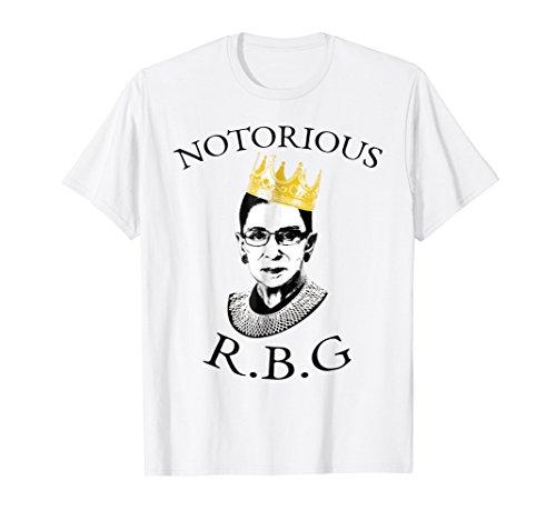 Notorious RBG Tshirt Funny Ruth Bader Ginsburg T Shirt