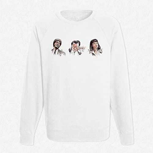 Wet blanco Pulp Trio Jules, Vince y Mia, algodón, blanco, xx-large ...