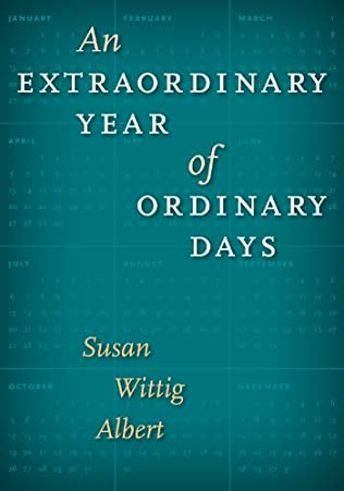 book cover of An Extraordinary Year of Ordinary Days