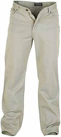 (デューク・ロックフォード) Duke Rockford 大きいキングサイズ メンズ コンフォートフィット ジーンズ デニムパンツ