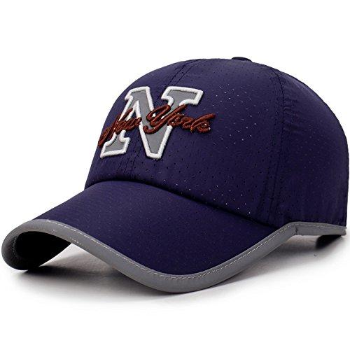 Sombrero de secado rápido Sombrero Gorra de béisbol Sombrero de sol Sombrero  de sol Hombres de e66047a6f2e