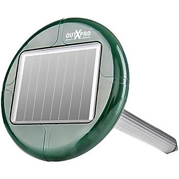 Amazon Com Outxpro Solar Energy Snake Repeller Powerful