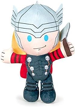 Los Vengadores (The Avengers - Marvel) - Peluche Thor 21cm calidad super soft: Amazon.es: Juguetes y juegos