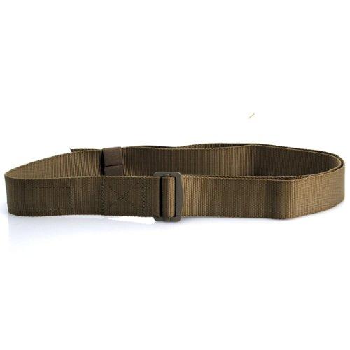 BLACKHAWK! Universal BDU Belt (fits up to 52-Inch) - Coyote Tan