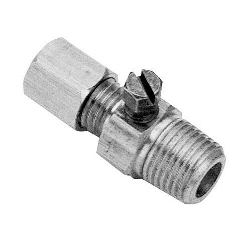 Bakers Pride PILOT ADJUSTMENT VALVE 1/8 MPT X 3/16 CC R3021X