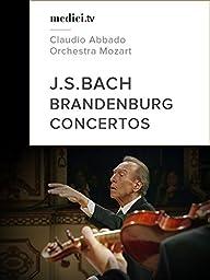 Bach, Brandenburg Concertos - Claudio Abbado, Orchestra Mozart