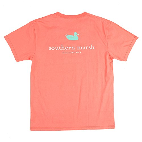 - Southern Marsh Authentic, Coral, X-Large
