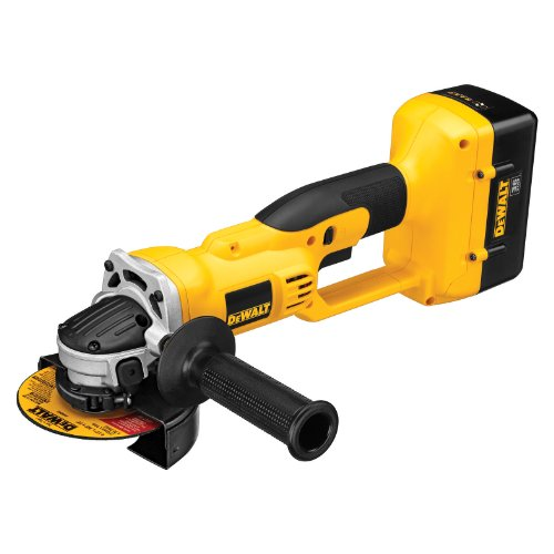 DEWALT DC415KL 36-Volt Lithium Ion Cordless 4-1/2-Inch Cut-Off Tool, with NANO Technology