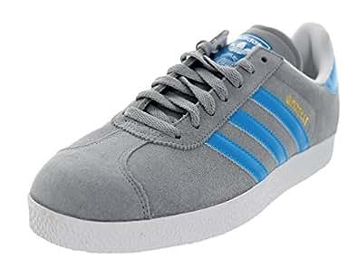 Adidas Men's Gazelle 2 Fashion Sneaker Grey 9.5 M US
