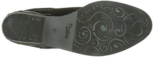 Dockers 354043-141001 - Botas Mujer negro - Schwarz (schwarz 001)
