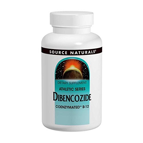 Source Naturals, Dibencozide Coenzymated B-12, 60 Tablets - 3PC by Source Naturals