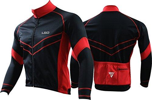 アロングクモもう一度《LGO》冬用防寒防風サイクルジャージ ウィンドブレーク ソフトシェル素材で暖かさと同時に快適さを追求 内面は裏起毛で暖かいサイクルジャケット