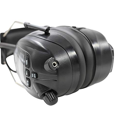 Protear FM/AM Radio Noise Reduction Headset,Protear Ear Defenders with Stereo Headphone Jack for Working/Mowing by PROTEAR (Image #5)