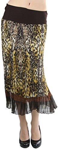 tobeinstyle-womens-midi-skirt-with-inner-lining-cheetah-brown-m