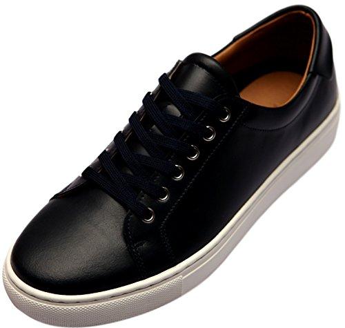 Paperplane Prime Blacklabel Handmade Navy Sneakers PP2003 SwAzrxvSq