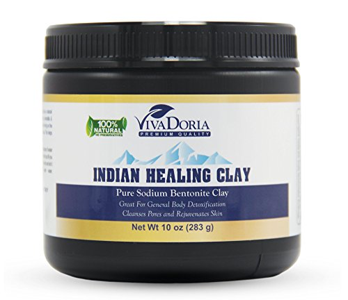 Indian Healing Bentonite Clay grams