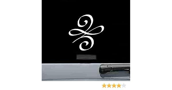 3D Anger Wing Car Sticker Automobile Emblem Label iPad Stick  # 49 LapTop