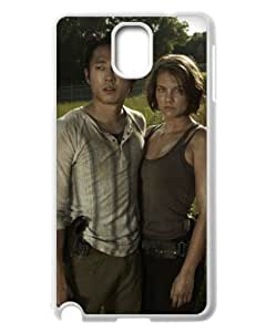 SROUK TV Show Series Design Protective Cases The Walking Dead Plastic Cover Case for Samsung Galaxy Note 3-31