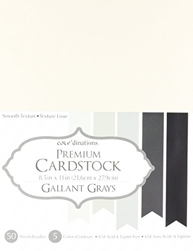 Buy grey cardstock 8.5 x 11