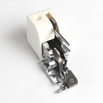 Gritzner Overlock – Prensatelas con integrada Corte Compatible con ...