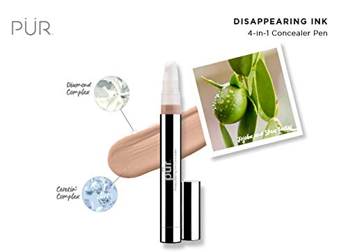 PÜR Disappearing Ink 4-in-1 Concealer Pen