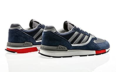 official photos 969f2 9a3ee adidas Originals Quesence, Collegiate Navy-Scarlet-Grey Two  Amazon.co.uk   Shoes   Bags