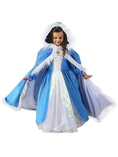 Blizzard Man Costume (Princess Paradise Crystal The Blizzard Queen Cover-Small (5-6))