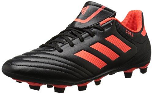 adidas Originals Men's Copa 17.4 FxG Soccer Shoe, Black/Sola