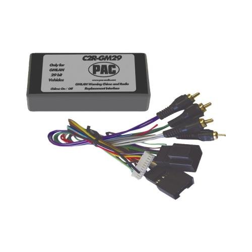 Hewlett Packard Pac C2r-Gm29 29-Bit Interface For 2007 Gm(Tm) Vehicles With No Onstar(Tm) System ()