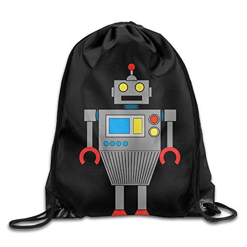 [Carina Toddler Robot Cool Bag Storage Bag One Size] (Prison Halloween Costumes)