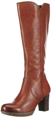Cognac Leather Gabor Brown 25 Boots 72 877 vwzzqPIO