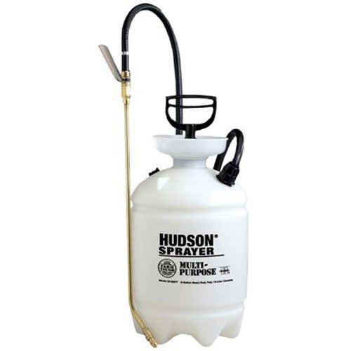 Hudson 90182FT Farm Tough 2 Gallon Sprayer Poly 2 Gal Poly Deck Sprayer
