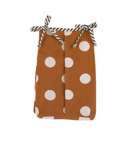 Cotton Tale Designs Diaper Stacker, Aye Matie