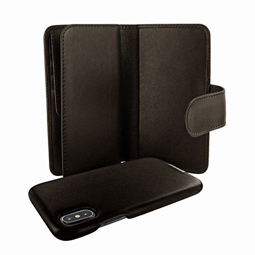 Piel Frama 793 Brown WalletMagnum Leather Case for Apple iPhone X by Piel Frama (Image #3)