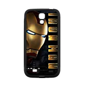 Custom Iron Man Back Cover Case for SamSung Galaxy S4 I9500 JNS4-199