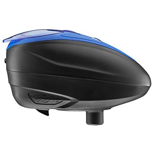 Dye LT-R Electronic Paintball Loader (Blue) by Dye